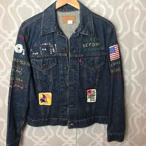 Very cool Vintage embroidered jacket!